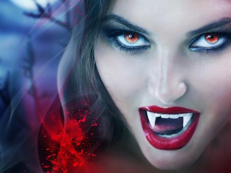 Осторожно! Вампиры среди нас