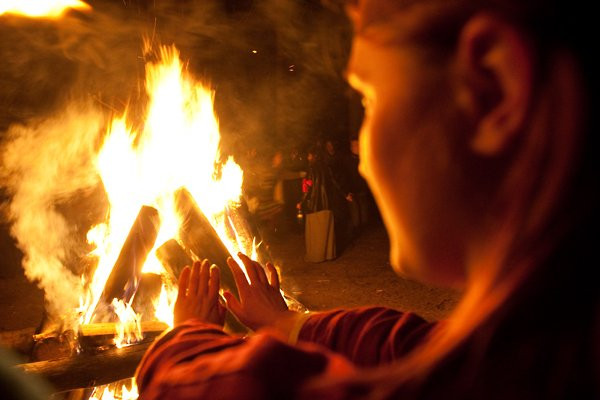 самайн хэллоуин ритуалы