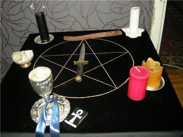 Ритуал на восстановление