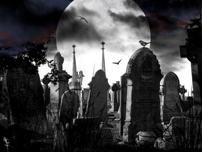 Хозяйка Кладбища