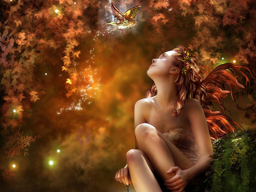 магия осени, природная магия, восстановление энергетики, ритуалы для молодости и красоты