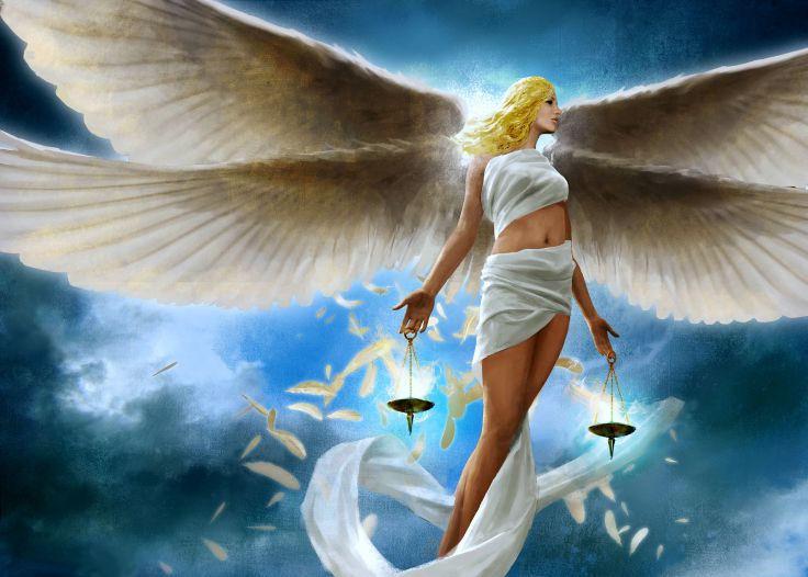 как услышать ангела хранителя, помощь высших сил