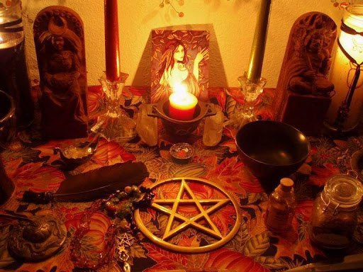 Ритуал на повышение