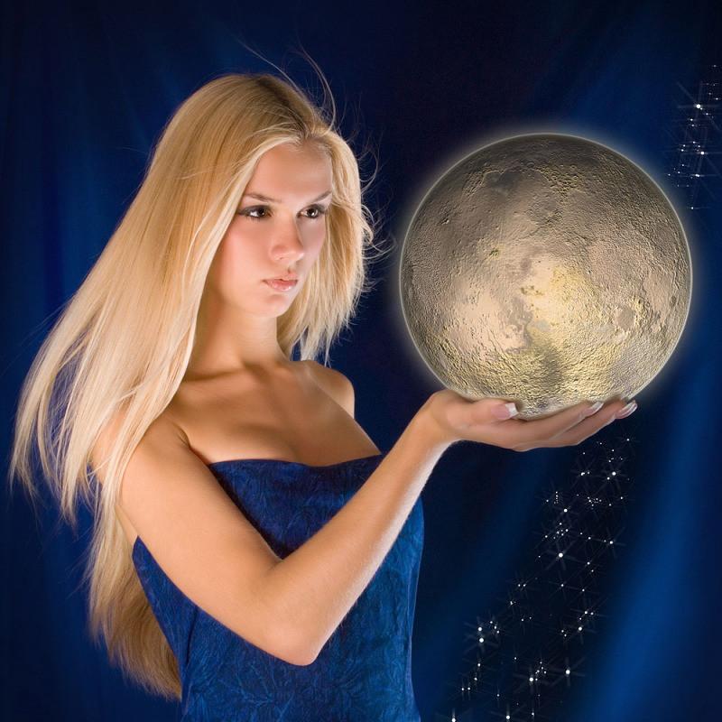 убывающая луна, негатив, чистка