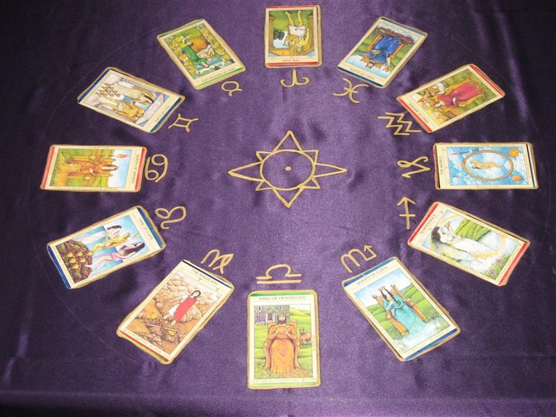 определение магических способностей на картах таро, определение магических способностей по дате рождения