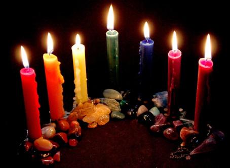 Как загадать желание на свечу? Магия Свечей