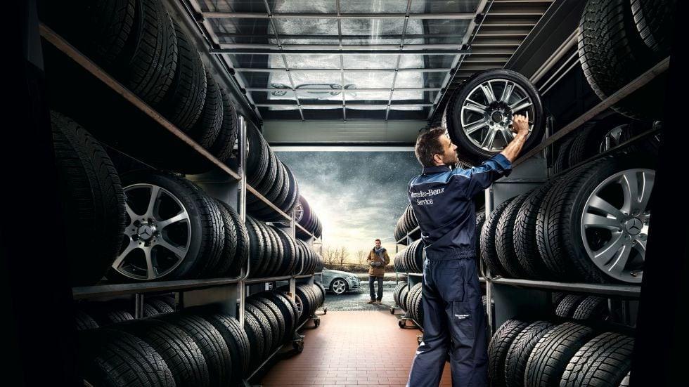 Сервис хранения шин «Твоя Дорога» - сохраним ваши колеса и сделаем шиномонтаж там, где это удобно вам!