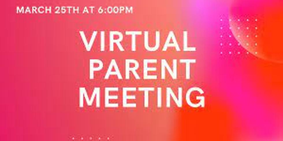 Virtual Parent  Onboarding Orientation
