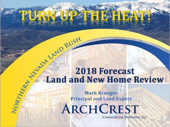 Mark Krueger's 2018 Land Forecast