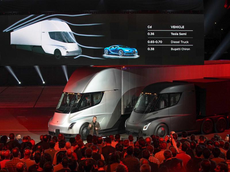 Tesla's Semi