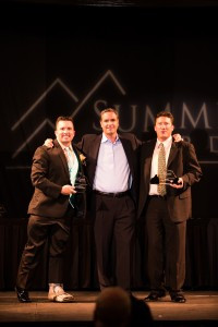 Van Blaricom and Annis Take Home Largest Lease Transaction Summit Award