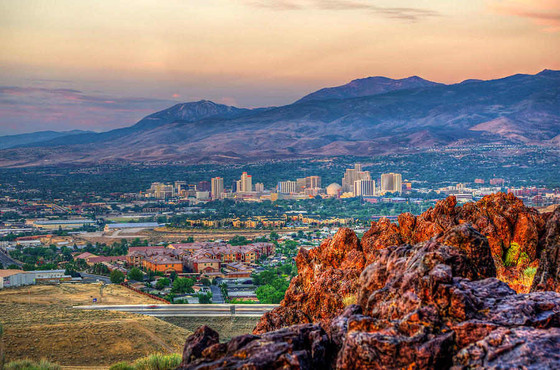 How Does Reno's Median Housing Price Compare to Other Cities