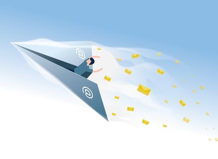 Email marketingas nemirė
