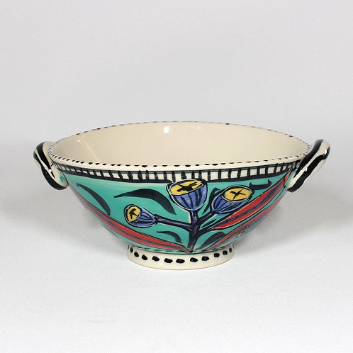 BOWL WITH HANDLES #