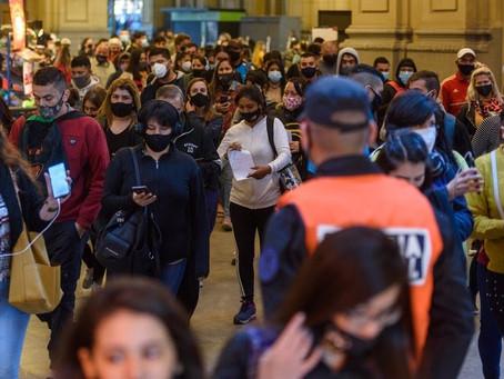 De la pandemia no se sale con autoritarismo