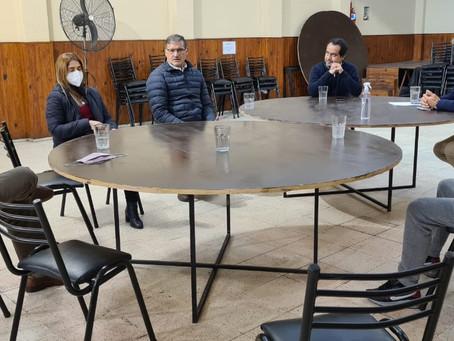 Candidatos de Juntos por el Cambio + se reunieron con el gremio de trabajadores judiciales