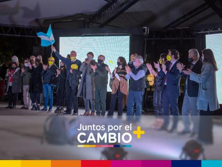 Juntos por el Cambio Más lanzó su campaña para las elecciones provinciales