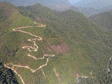 Los diputados Cornejo y Grande pidieron la rehabilitación de las intransitables rutas de Los Toldos