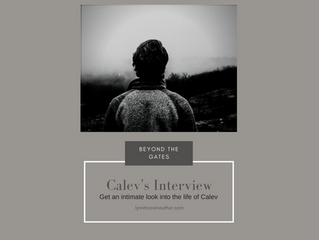 Character Interview With Calev