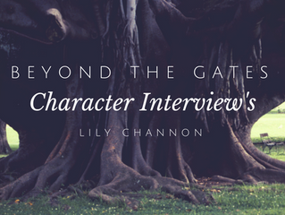 Interview with Lily Channon
