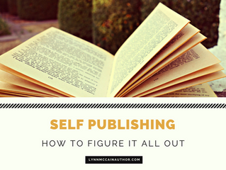 The Journey to Self Publishing Continues