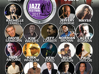 Steel City Jazz Festival Releases 2017 Line-up