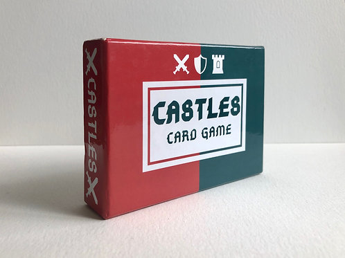 Castles Card Game (single deck)