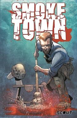 Smoketown trade paperback cover