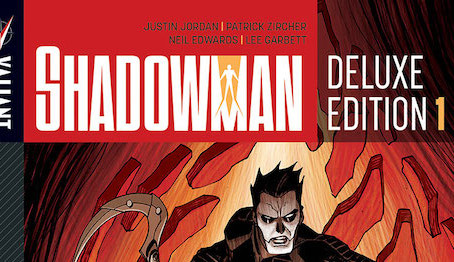 Shadowman Deluxe Book 1 (2014 Hardcover Review, Valiant Comics)