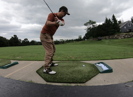 SHALLOWING THE SWING & THE QUEST TO BREAK 70