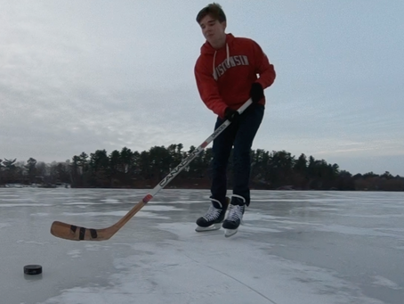 CHRISTMAS HOCKEY