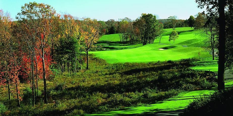 Jack Nicklaus designed Mansion Ridge golf course