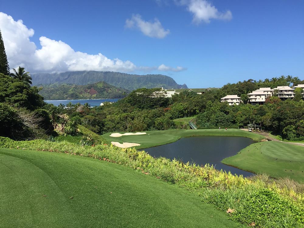 #3 at Makai golf course, Kau'ai