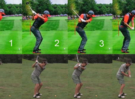 SWING SEQUENCE VS RORY