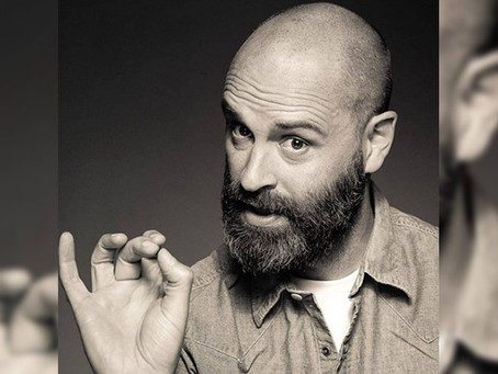 COMEDIAN TED ALEXANDRO TALKS JAZZ MUSIC...SERIOUSLY