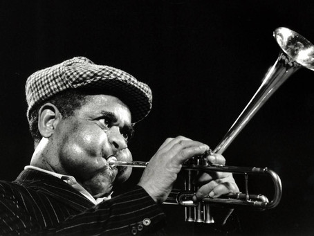 WHY DO JAZZ GREATS HAVE SUCH COOL NAMES?