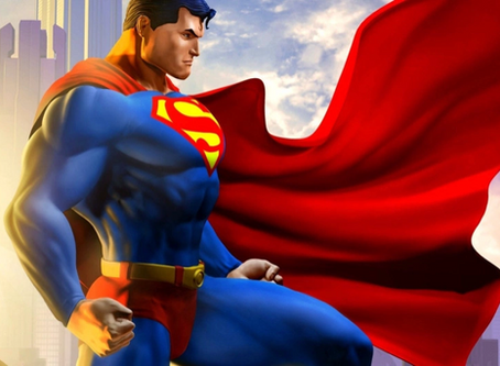 TOP 5 REASONS SUPERMAN DOESN'T NEED A CAPE