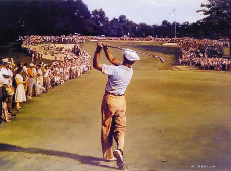 Zen and the Art of the Perfect Golf Swing: How Time Spent Alone Can Lead to the Timeless