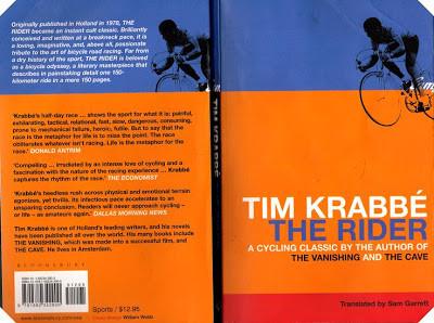 Tim Krabbe The Rider