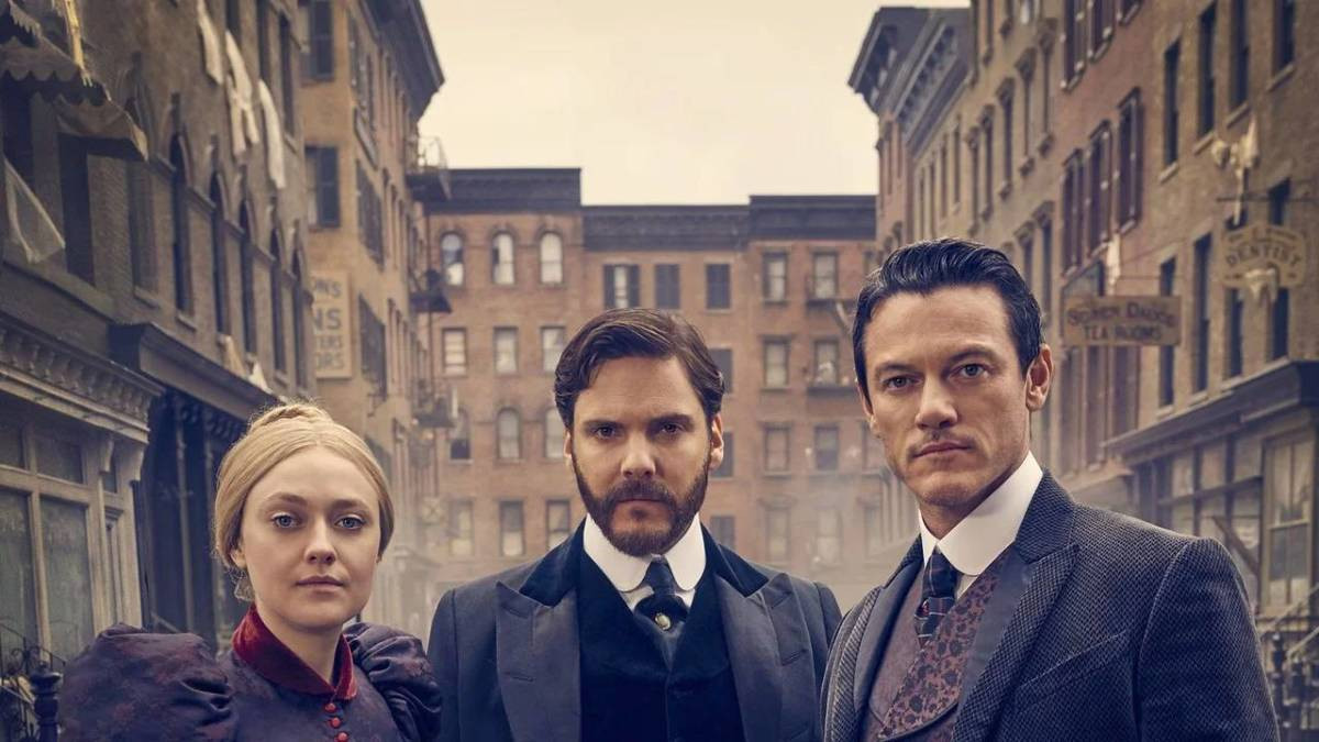 Cast of 'The Alienist' TNT