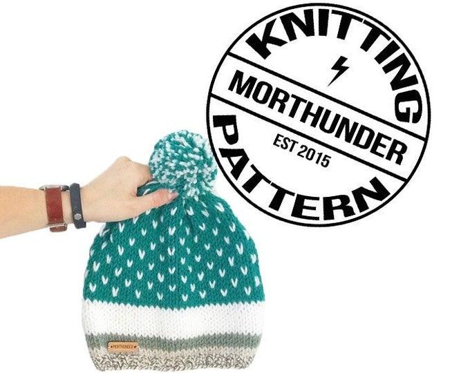 Walcott Knitting Beanie
