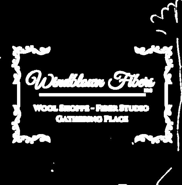 Windblown Fibers Logo