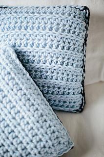 True Blue Pillows