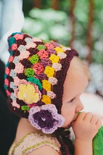 tash-busting Pixie Bonnet