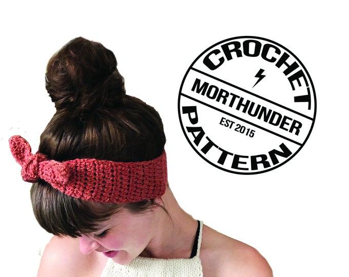 Steffy Crochet Headband