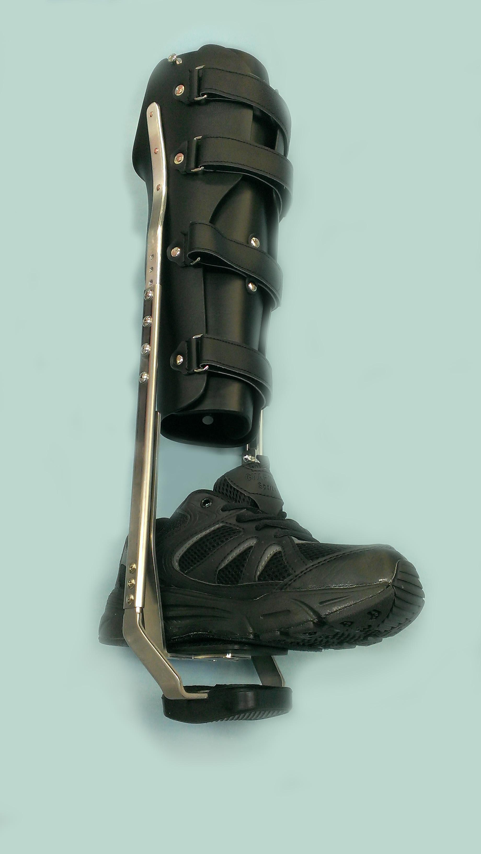 短下肢装具硬性(PTB免荷装具)