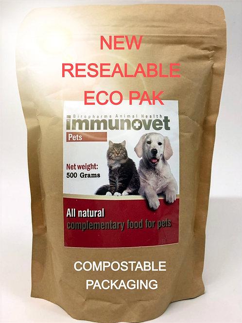 Immunovet Granules Resealable ECO PAK