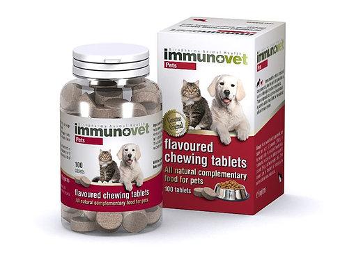 2 x Immunovet Chewy Tab Treats
