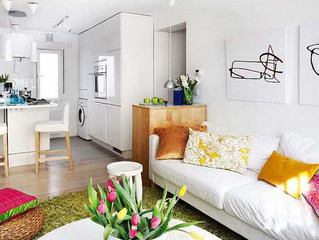 SMALL SPACES, BIG ON IDEAS.