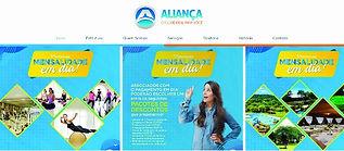 site clube aliança santa cruz do sul